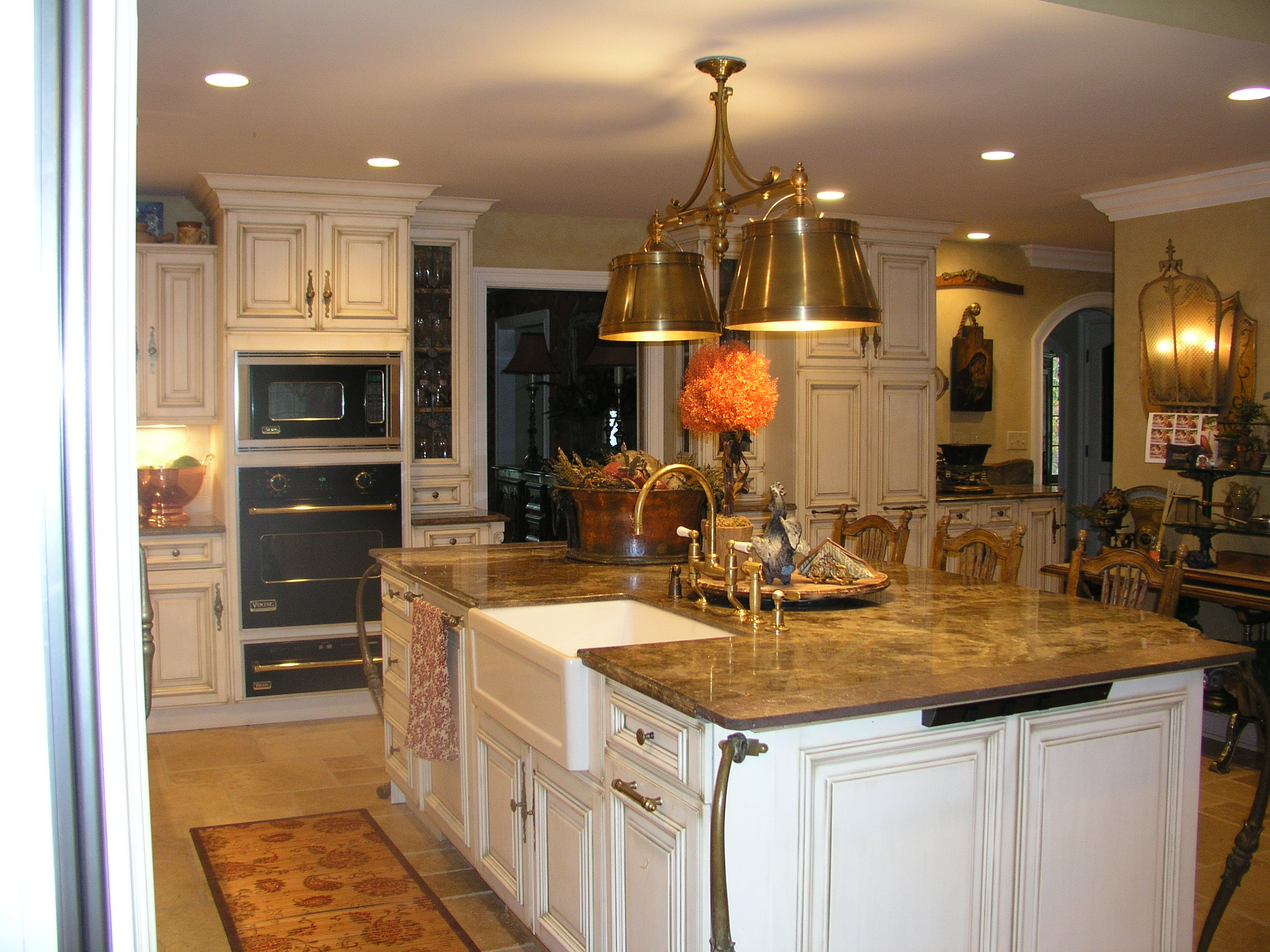 Kitchen Design Center Old World Kitchen In Woodbridge Ct Kitchen Design Center