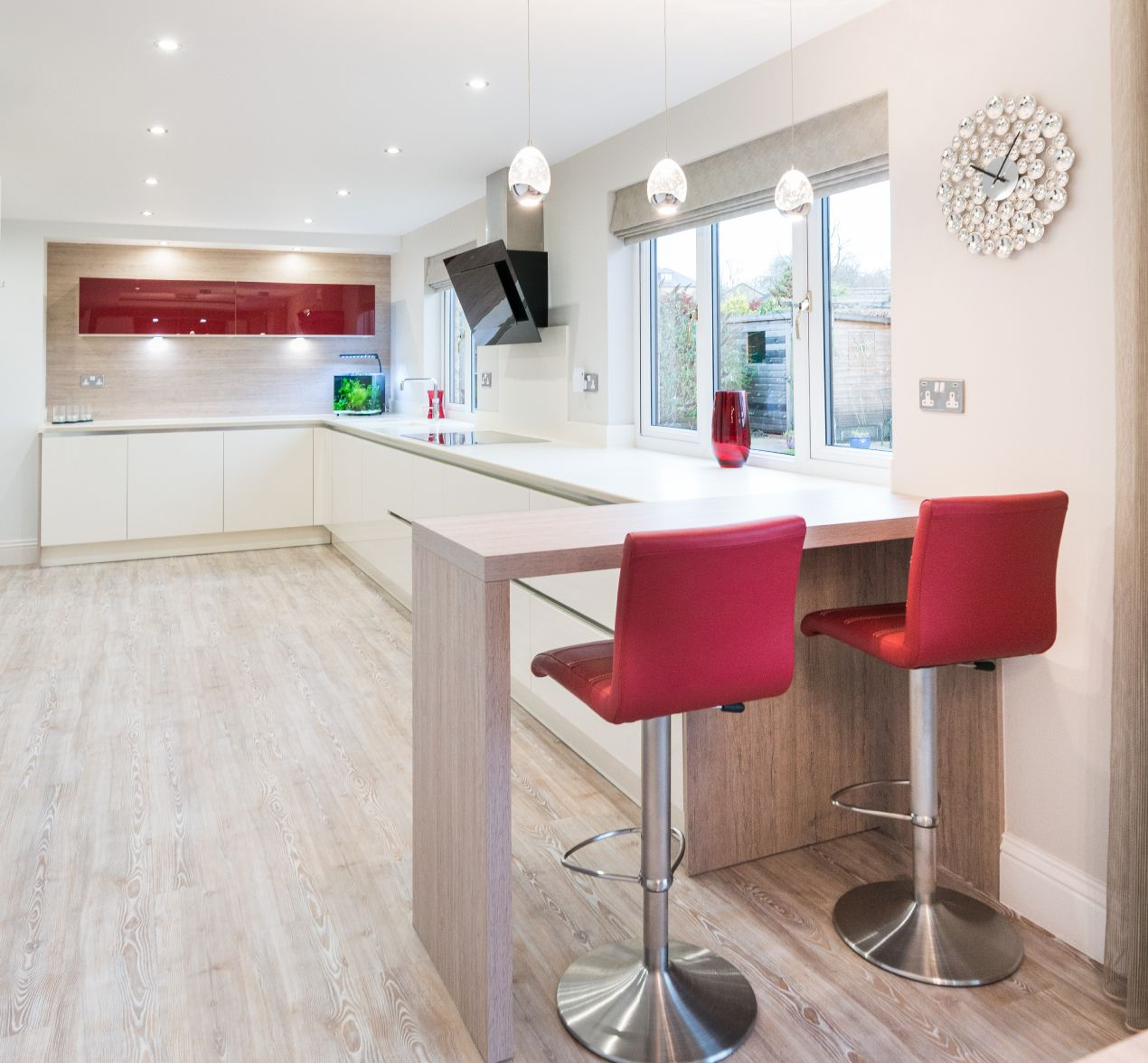 Kitchen Design Centre Hollinwood Modern Open Plan Kitchen Kitchen Design Centre