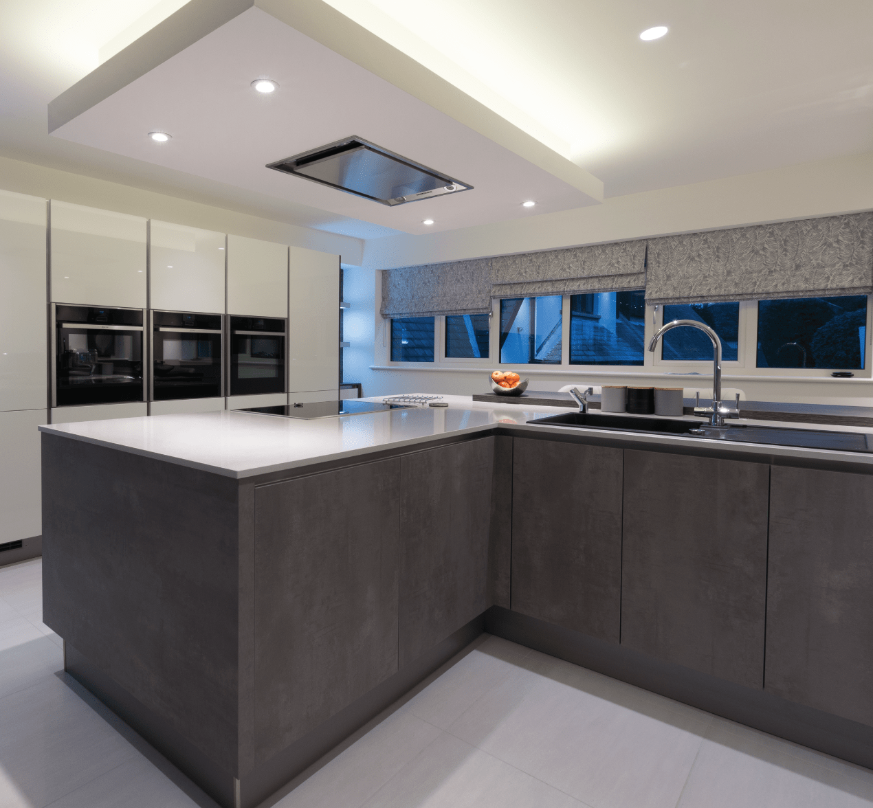 Kitchen Design Centre Hollinwood State Of The Art Designer Kitchen In Rawtenstall Kitchen