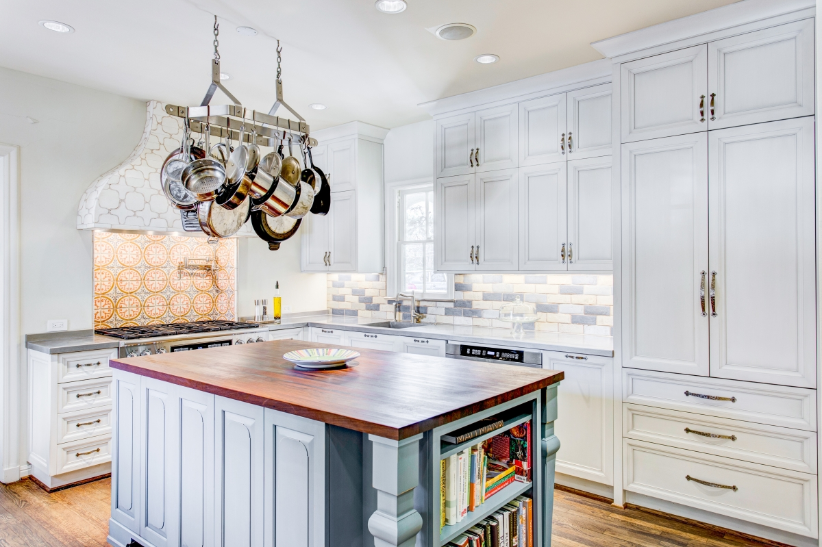 Traditional Kitchens With White Cabinets Traditional Kitchens Kitchen Design Concepts