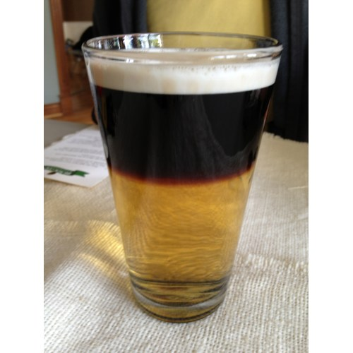 Medium Crop Of Black And Tan Drink