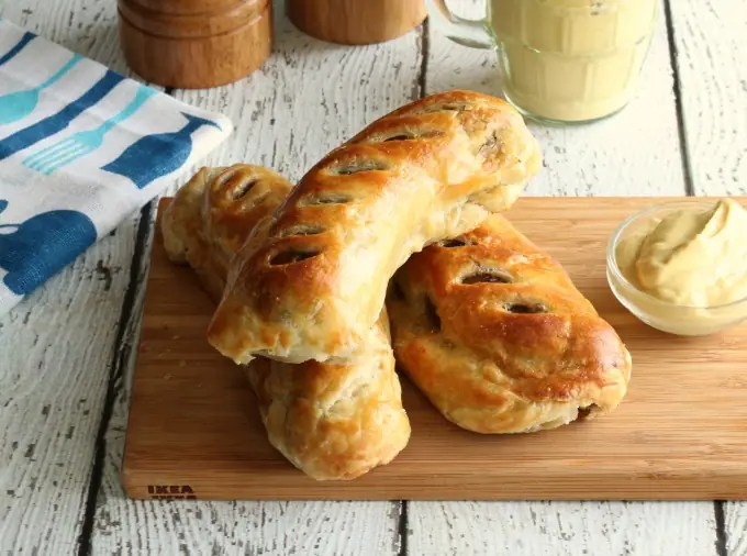 appetizer to serve your family and friends. In Ireland, sausage rolls ...