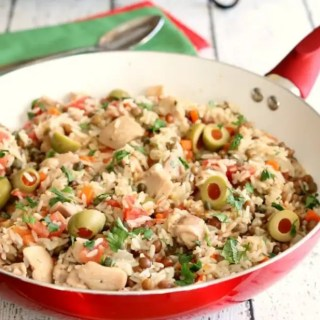 skillet Caribbean Chicken with Rice_1_650
