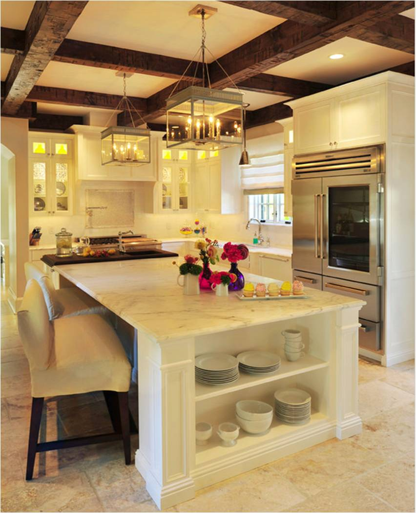 Overhead Kitchen Lighting Ideas ▻ kitchen lighting : nourish kitchen ceiling light fixtures