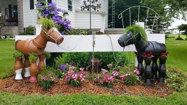 The BEST Garden Ideas and DIY Yard Projects! - Kitchen Fun With My 3