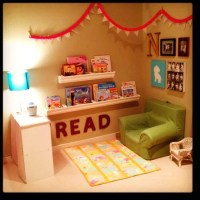 The BEST DIY Reading Nook Ideas! - Kitchen Fun With My 3 Sons
