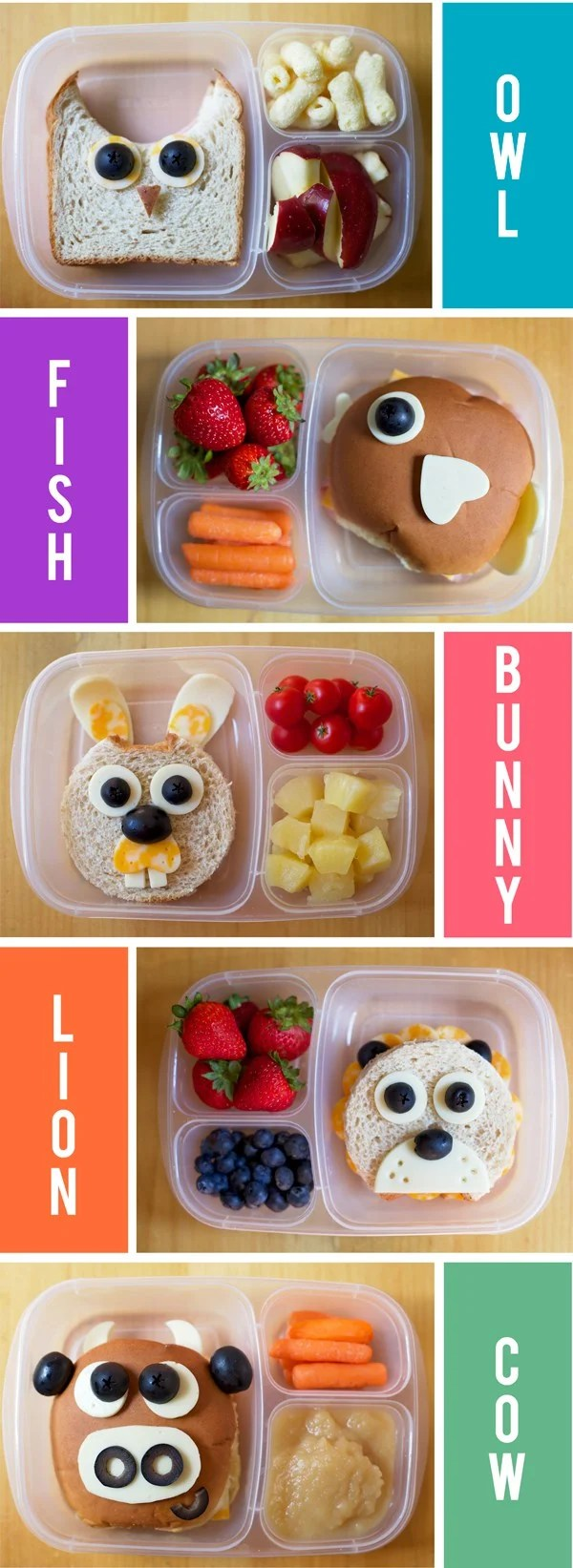 Bento Box Ideen The Best School Lunch Ideas For Kids That Are Fun And Easy