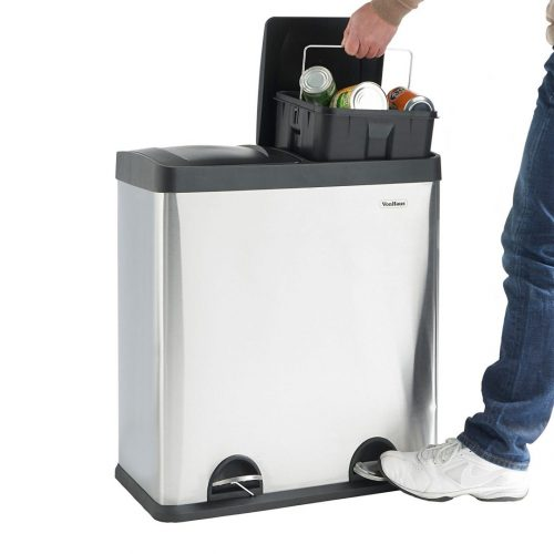 Kitchen Tidy Bins Best Kitchen Bins Of 2019 Pedal Touch And Sensor