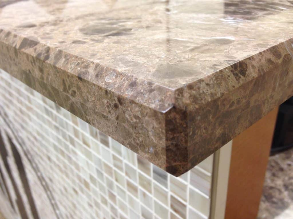 5 Different Kinds Of Countertop Edges Pros Cons