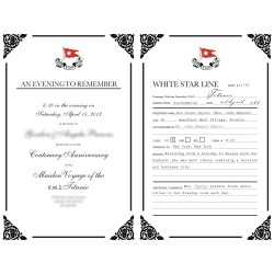 Small Crop Of Dinner Invitation Template