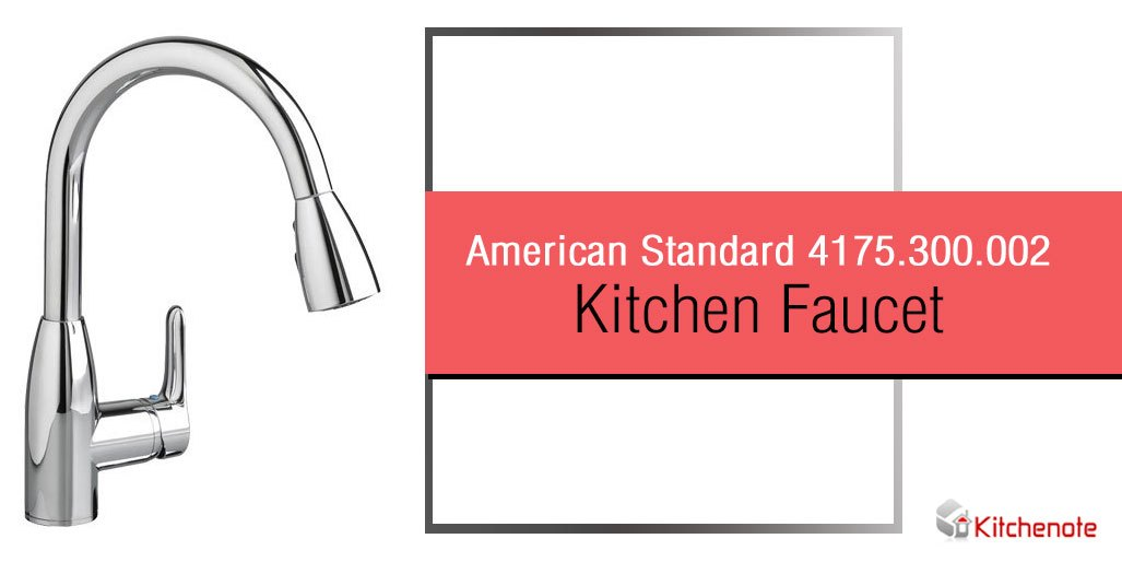 American Standard 4175300002 Colony Soft Kitchen Faucet