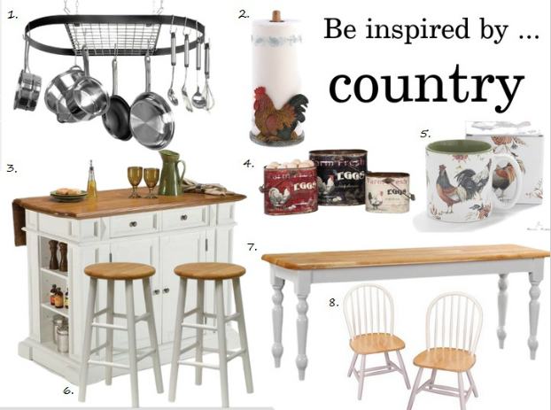 Country Kitchens Definition Ideas Info