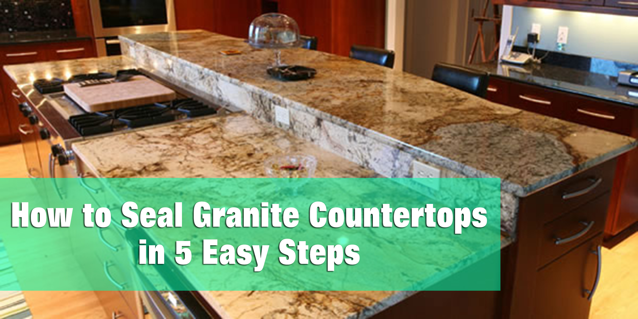 Natural Way To Clean Granite Countertops How To Seal Granite Countertops