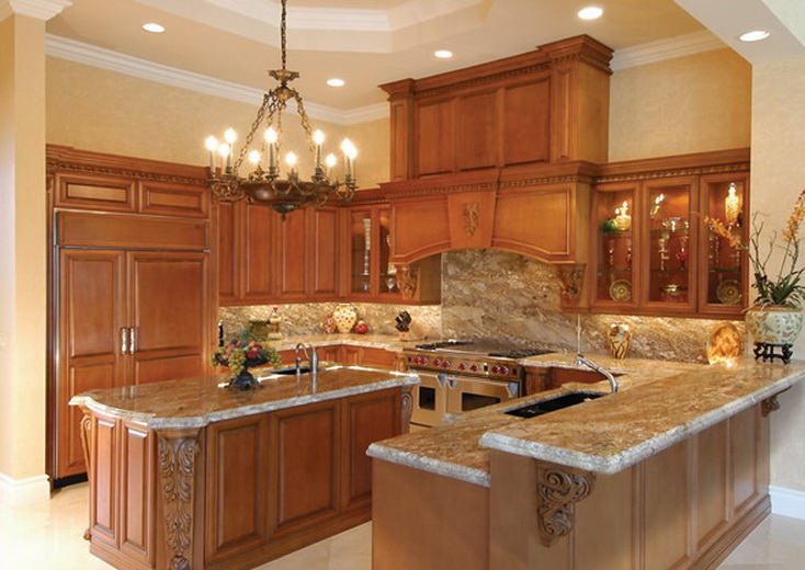 Range Hood Executive Cabinetry | Usa | Kitchens And Baths Manufacturer