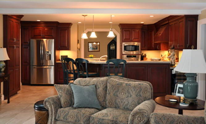 Kitchen Cabinets Rhode Island Rich Maid Kabinetry | Usa | Kitchens And Baths Manufacturer