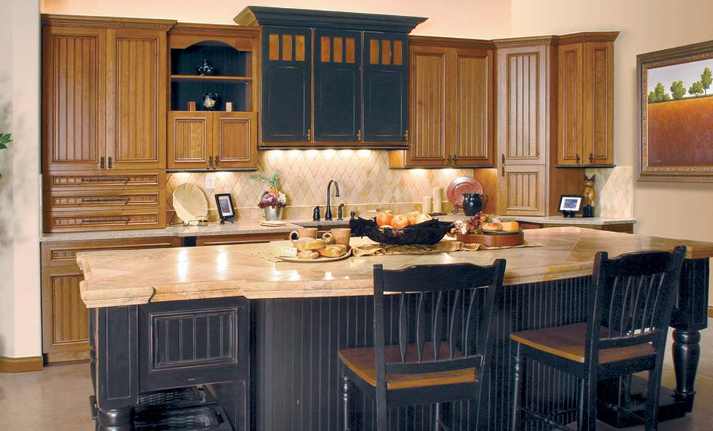 Where To Buy Old Kitchen Cabinets Huntwood | Usa | Kitchens And Baths Manufacturer