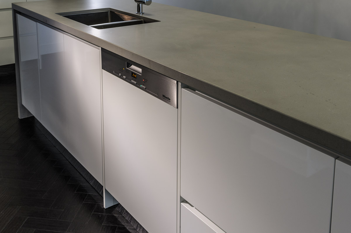 Quartz And Concrete In Achieving The Industrial Aesthetic Kbb News