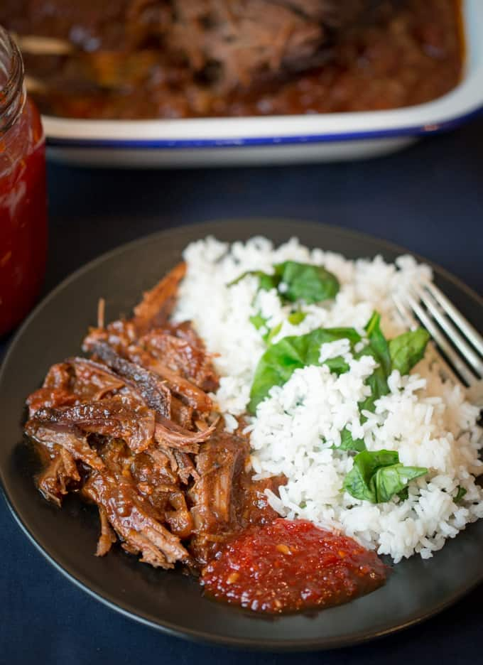 ... tangy sauce with a hint of spice spice brisket spice brisket spice