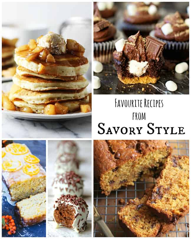 My favourite recipes from Savory Style