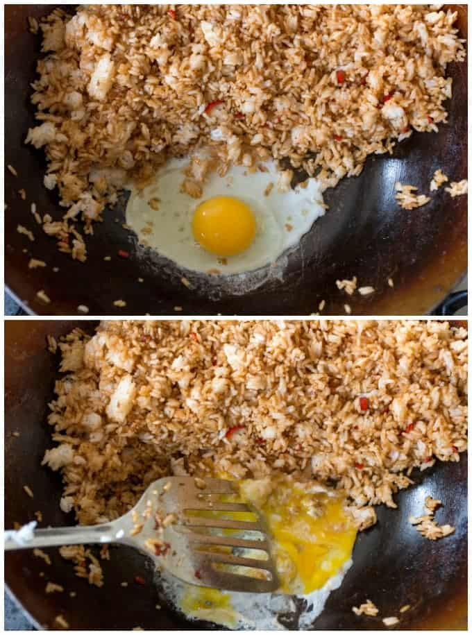how to make the perfect egg fried rice
