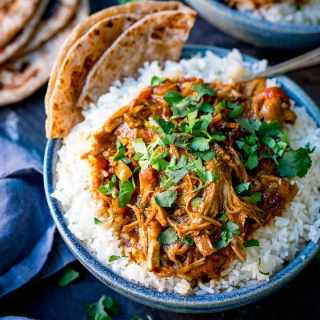 Pulled Lamb Curry