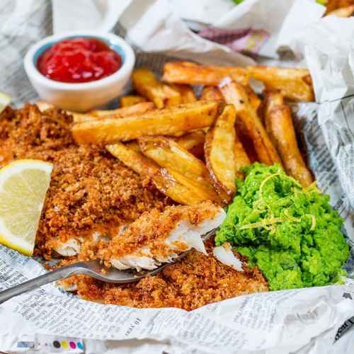 Tiny Kitchen Fish And Chips: A Cosy Corner To Nourish The Food Lover In You