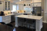 UPTOWN WHITE  Kitchen Cabinets