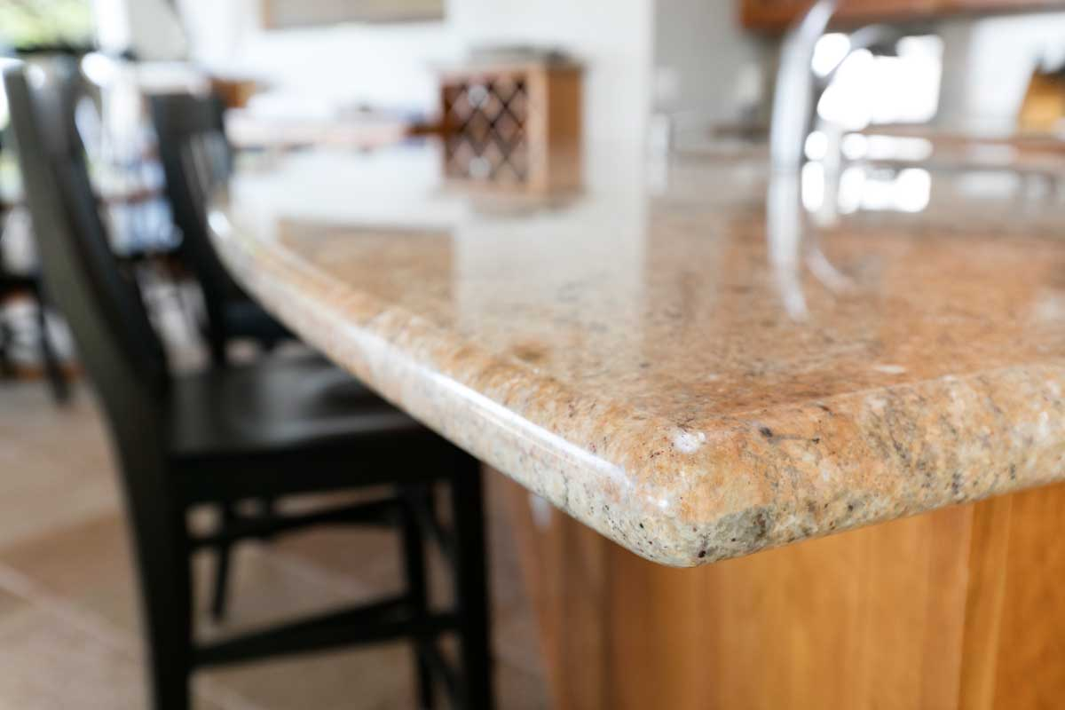 Granite Countertop Edge Options Which To Choose Kitchen Seer