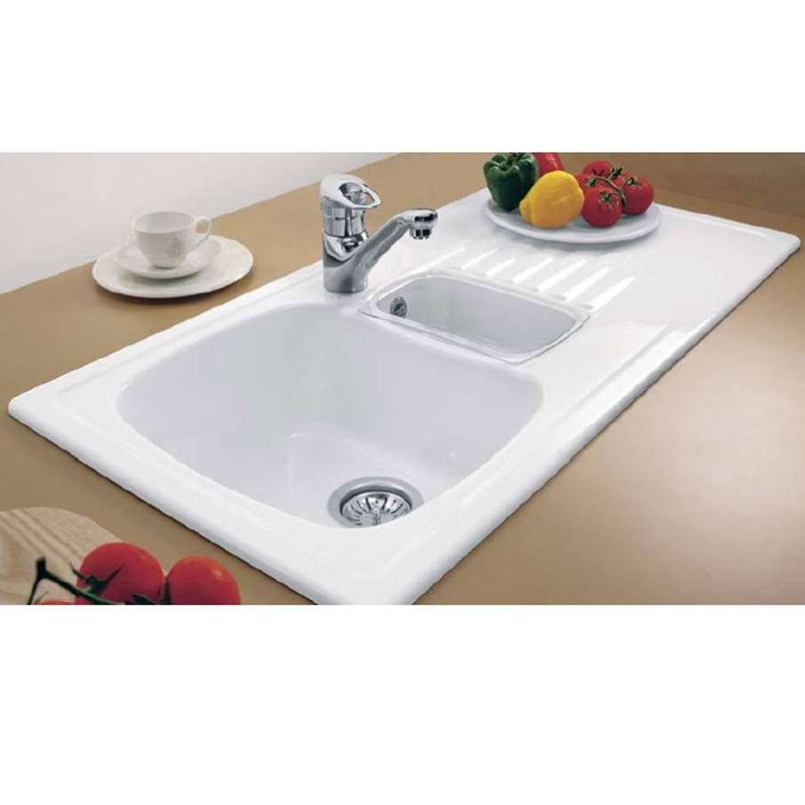 Villeroy Boch Medici 15 Bowl Ceramic Sink Kitchen