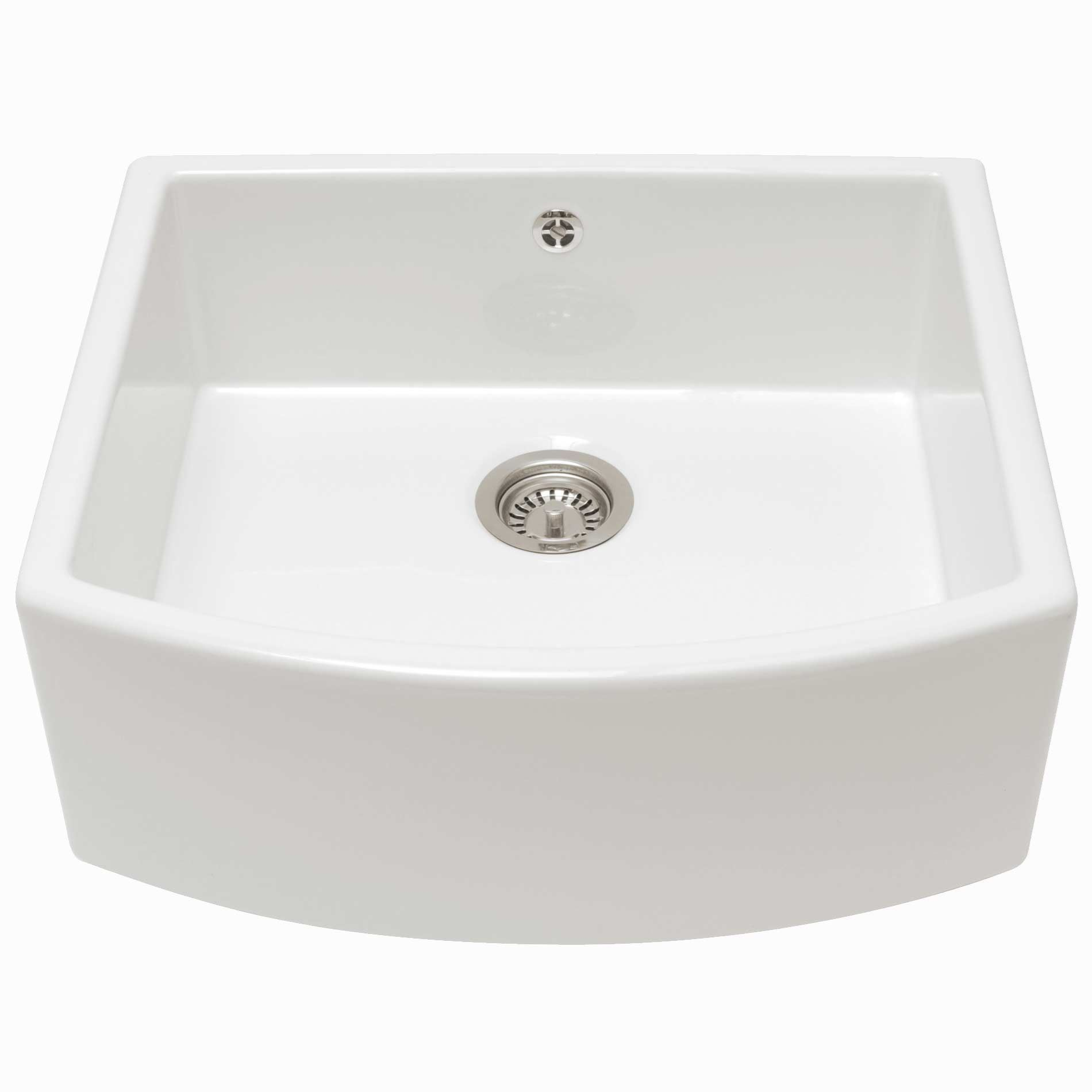 Ceramic Kitchen Sink Caple Pemberley Ceramic Single Bowl Sink Kitchen Sinks