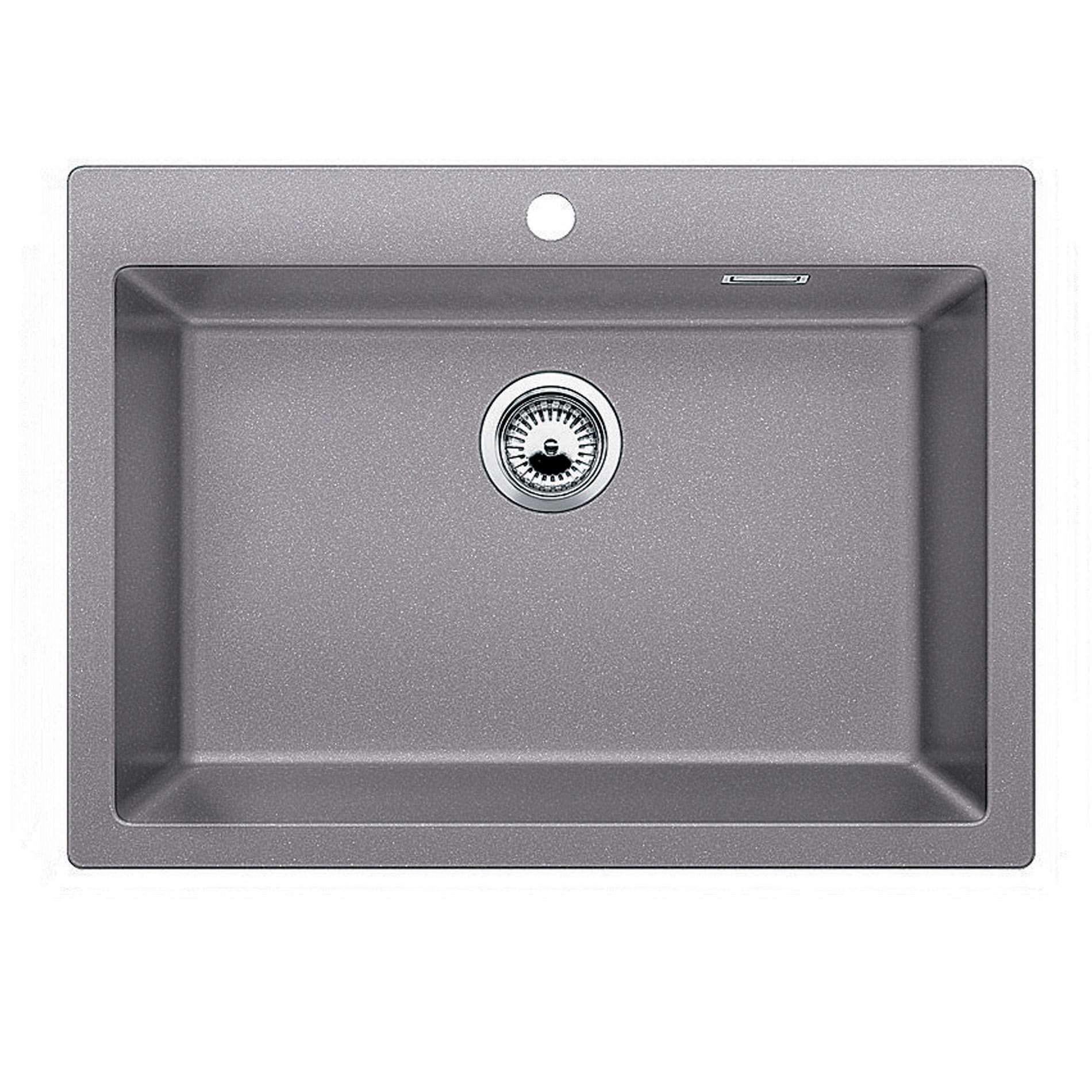 Blanco Pleon 8 Alumetallic Silgranit Sink Kitchen Sinks