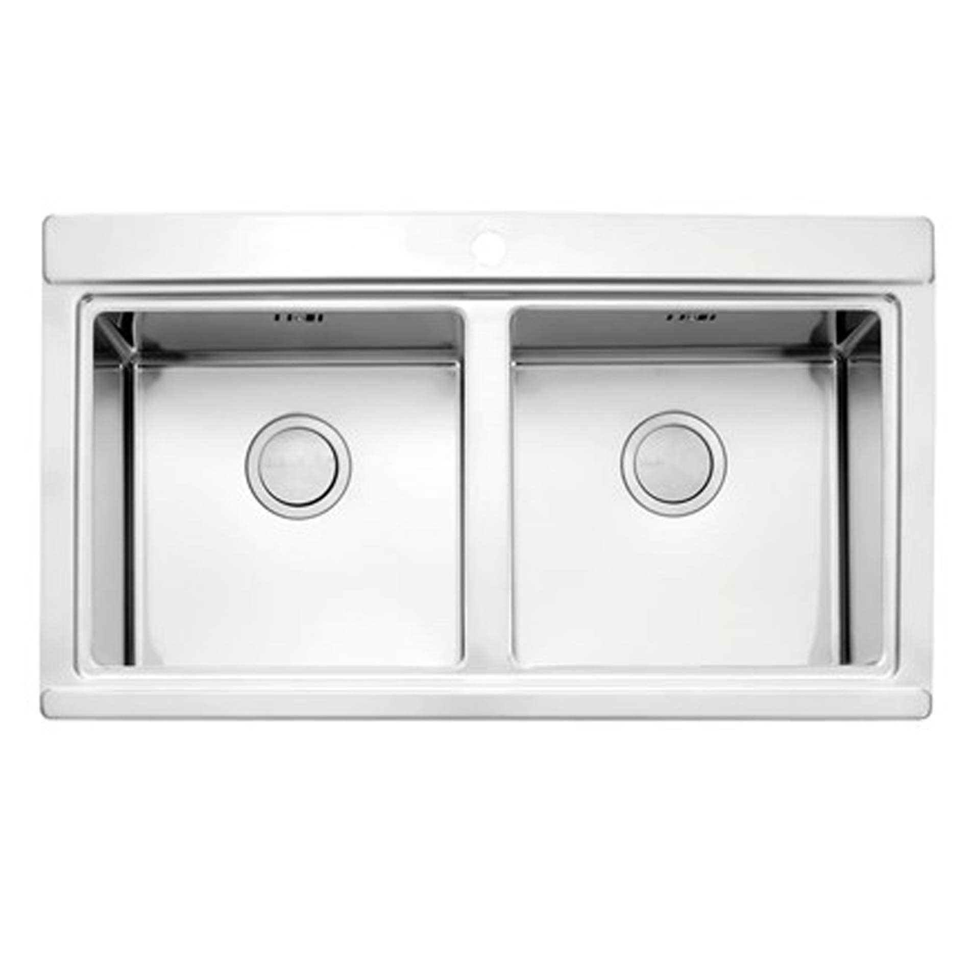 Stainless Steel Double Sink Clearwater Glacier Double Bowl Stainless Steel Sink