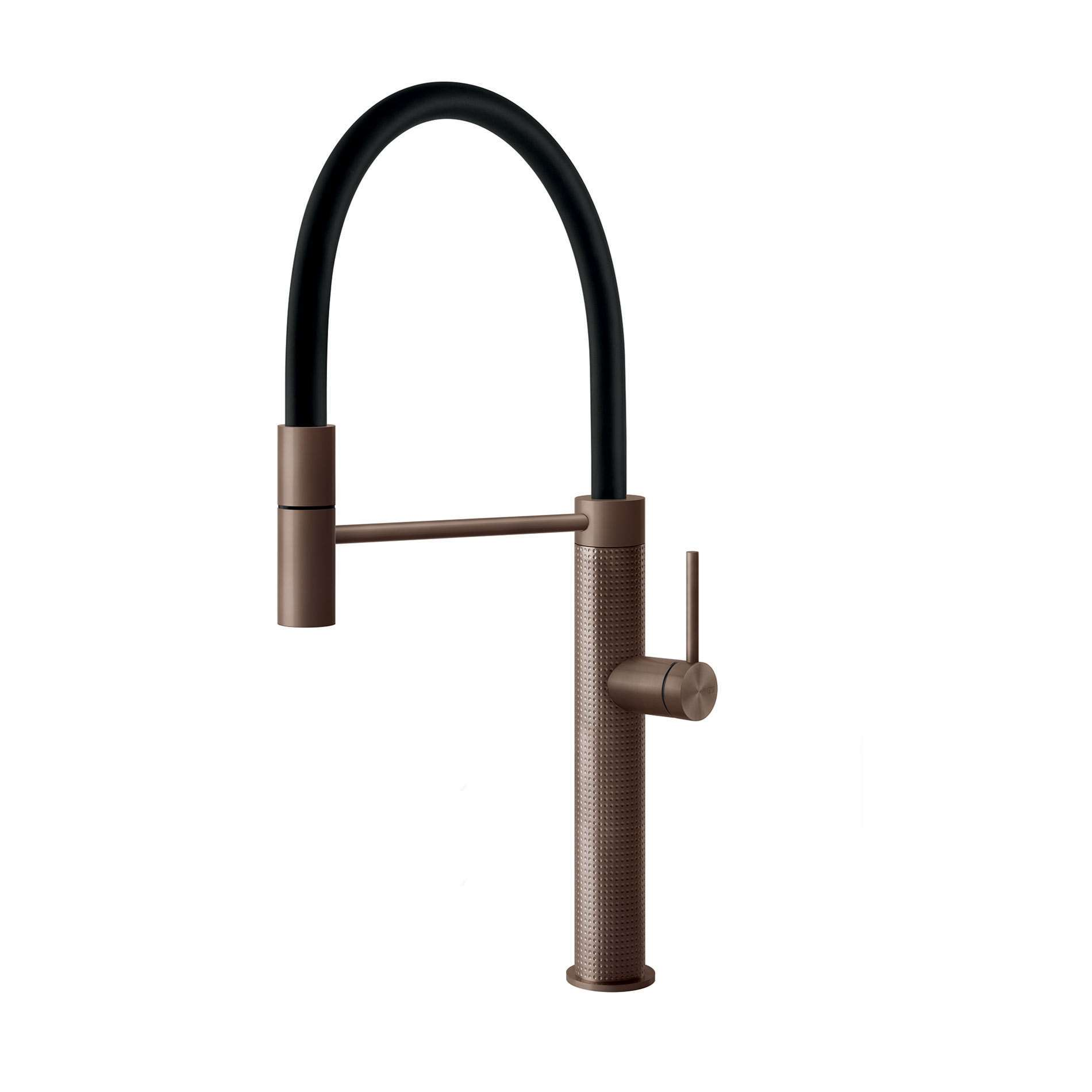 Copper Taps Gessi Cesello Brushed Copper Tap Kitchen Sinks And Taps
