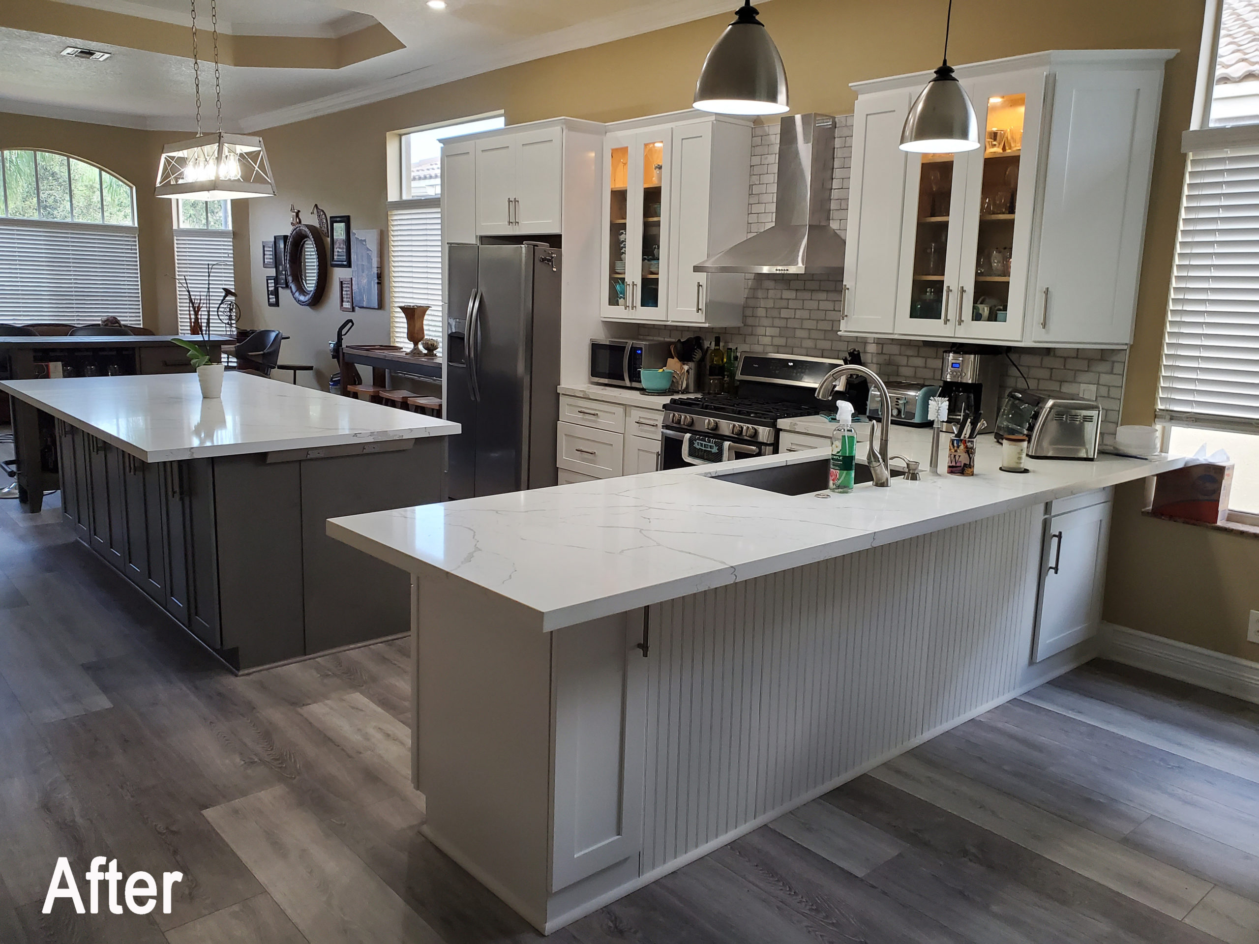 Kitchen Of The Month Winner For New Cabinetry For September