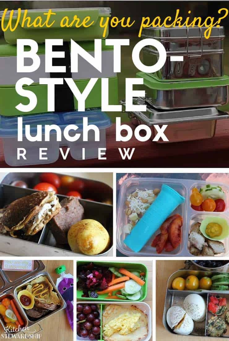 Lunch In A Box Bento Lunch Box Reviews