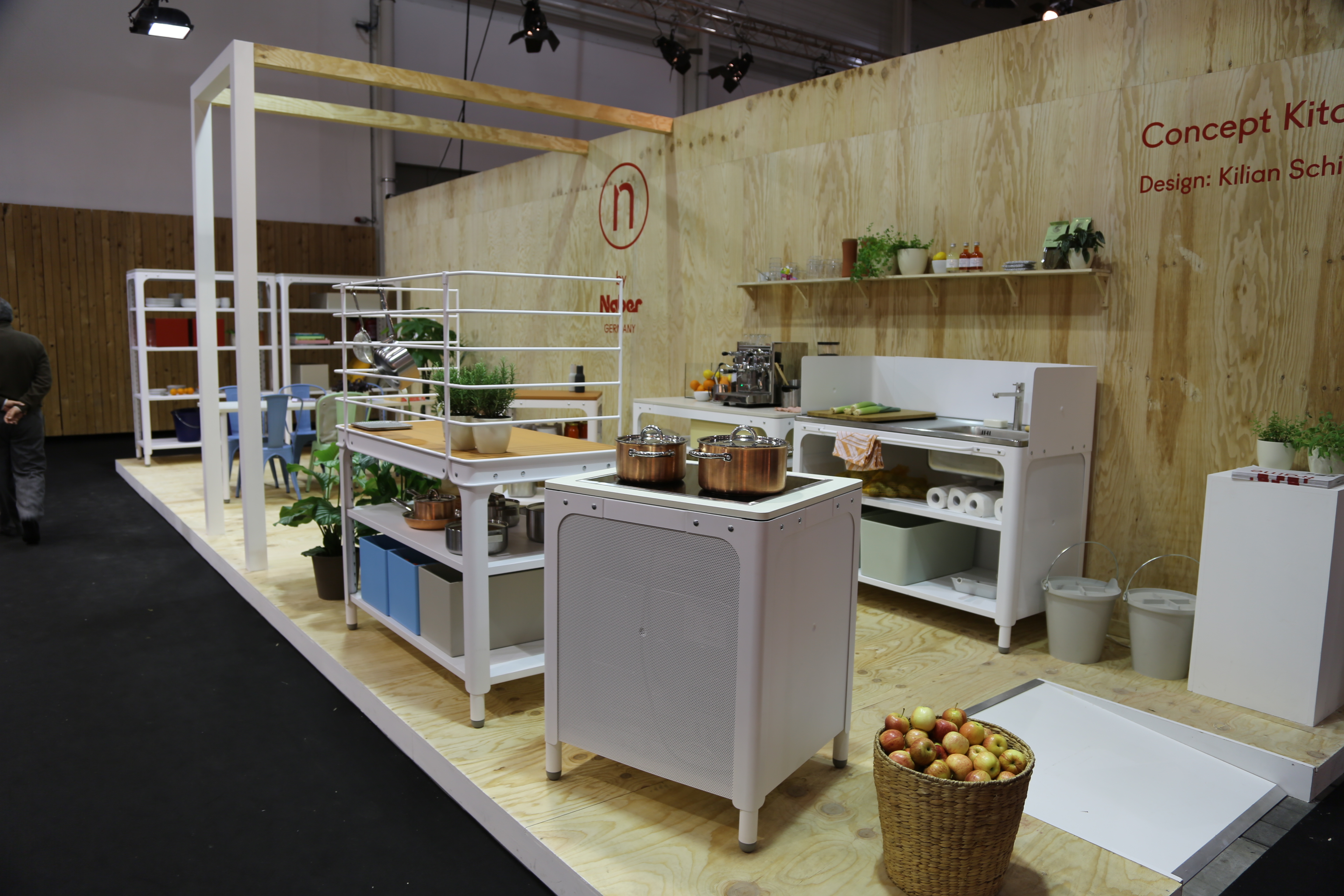 Naber Küchen Naber Modular Concept Kitchen M O 2014 Kitchen Talk Blog