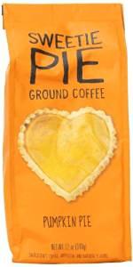 Sweetie Pie Ground Coffee Pumpkin Pie 12 Oz