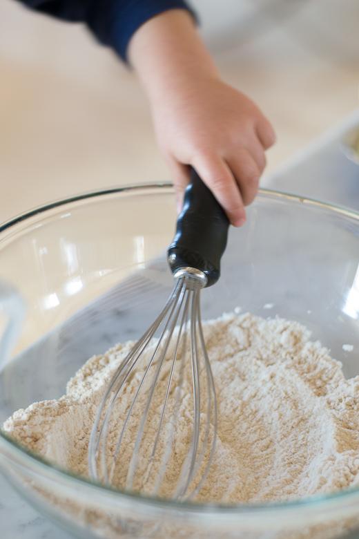 dry ingredients mix