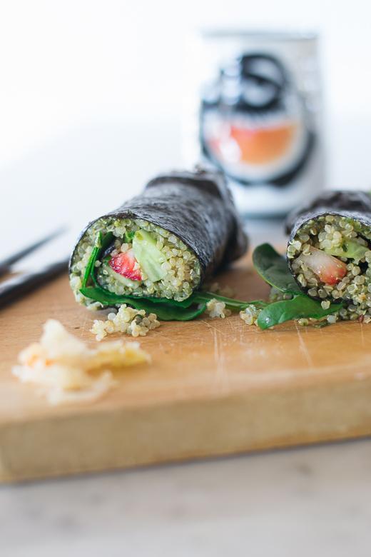 seaweed roll 1