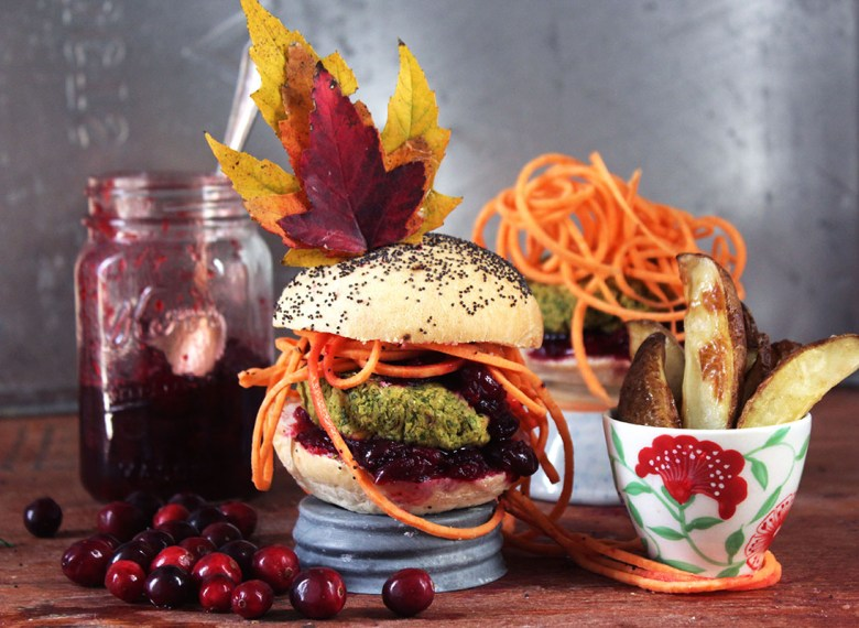 vegan-thanksgiving-burger
