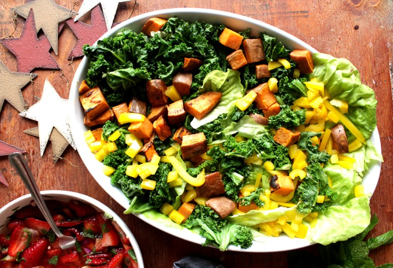 easy leftovers salad easter leftovers salad easy kale salad from leftovers