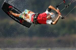 Kitesurfing ColumbiaRiver
