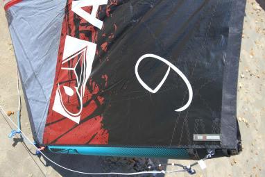 Airush Razor Alex Pastor Edition kitesurfing reviews kiteworld magazine