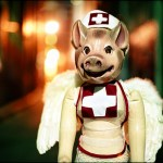 Nurse Pig &#8211; Jes