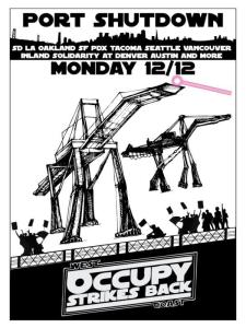 The Port Shutdown was a national call to action from Occupy Oakland.