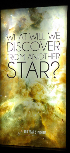 Sign: What will We discover from another star?