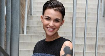 Ruby Rose Says She Had a Hard Time Making it in Hollywood (Video)