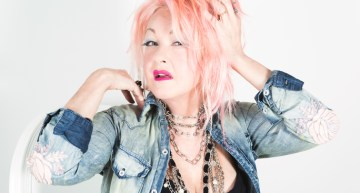 Cyndi Lauper Launches New Shoe Line, Which Will Benefits LGBT Youth