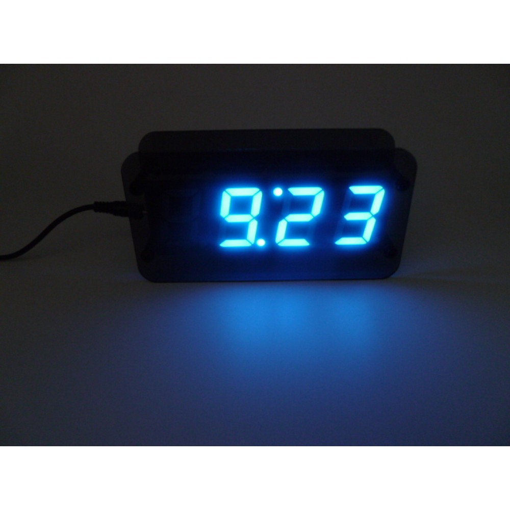 Digital Clock 4 Digit 1 2