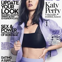 Katy Perry for Marie Claire